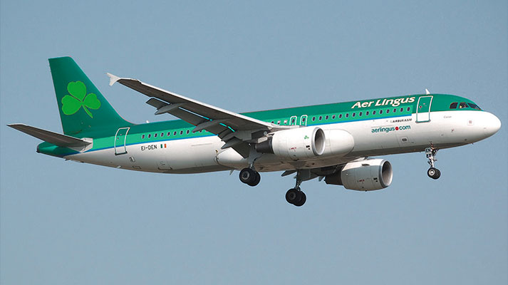 Our Clients - Aer Lingus