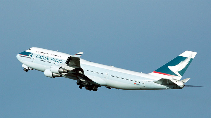 Our Clients - Cathay Pacific
