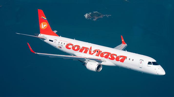 Our Clients - Conviasa