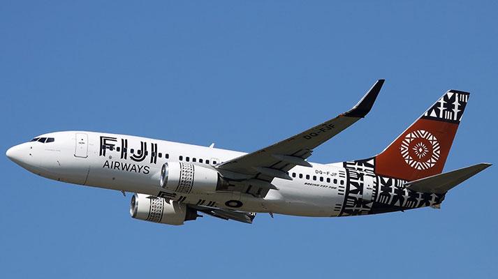 Our Clients - FIJI Airways