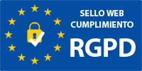 Sello web RGPD